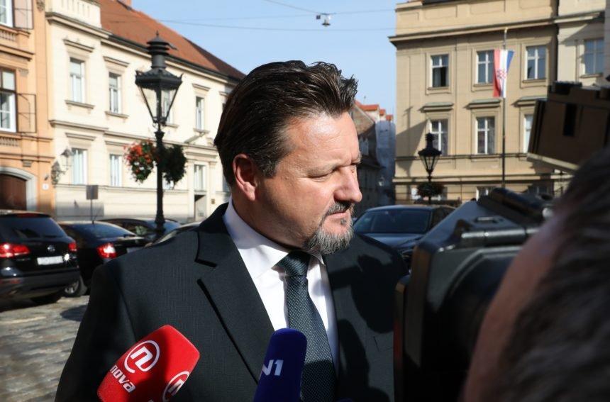 """Kuščević: """"Ovo je organizirani napad na mene za koji će vrlo brzo netko odgovarati."""""""