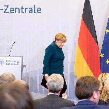 Što je sa zdravljem Angele Merkel: Drugi puta se trese u javnosti u samo tjedan dana