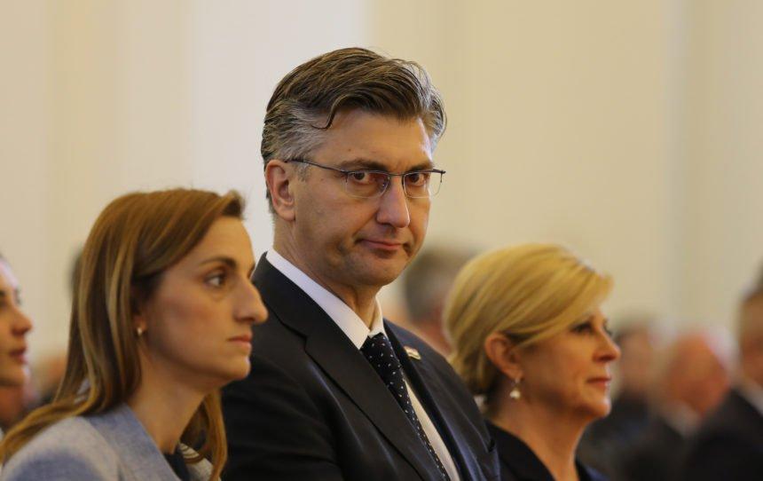 Teške optužbe Freda Matića: Šeks i HDZ ucjenjuju predsjednicu Kolindu