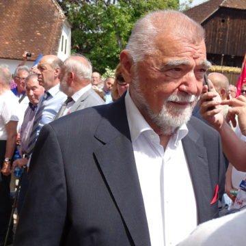 """Drago Krpina tvrdi da je Stipe Mesić obožavao Thompsona i """"Bojnu Čavoglave"""""""