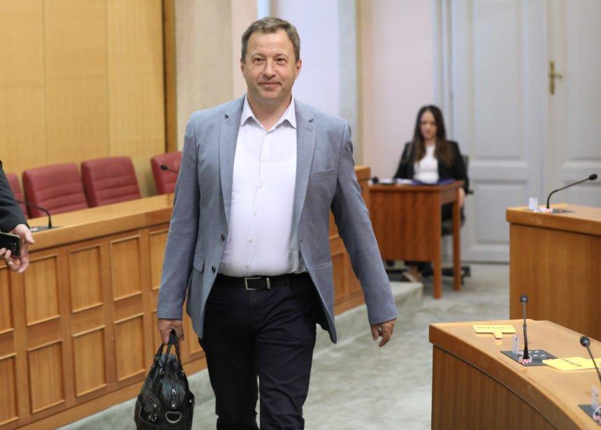 Panenić isključen iz kluba Mosta: Grmoja tvrdi da je njegova odluka neviđena i neprihvatljiva