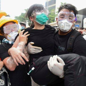 Hrvatica iz Hong Konga: Grad je u stanju nesigurnosti i straha, ljudi se boje gubitka slobode