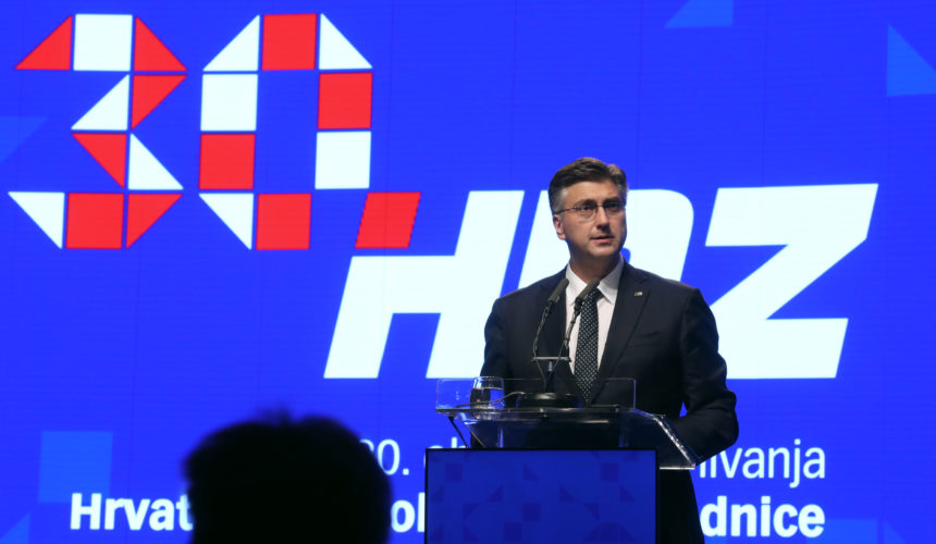 Izvješće Eurostata koje mora zabrinuti premijera Plenkovića: Industrijska proizvodnja u velikim problemima