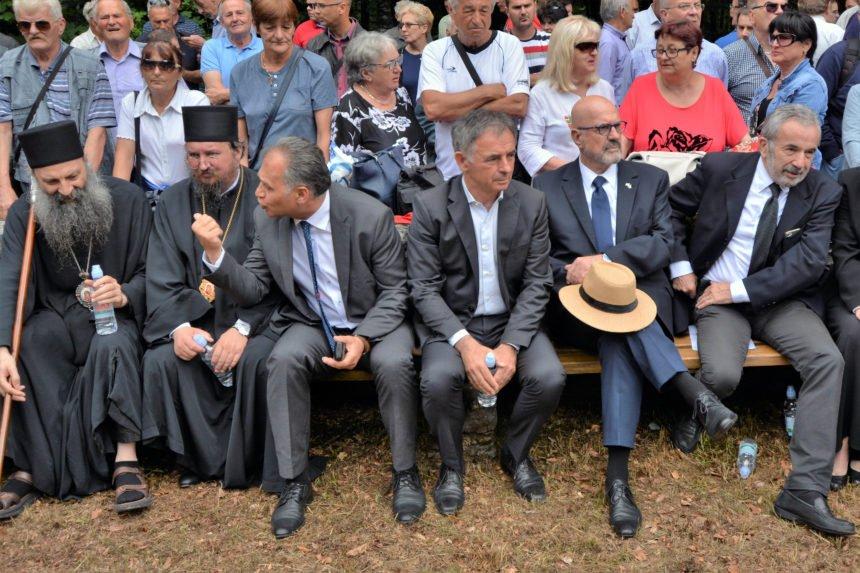 Što zastupnik SDSS-a Boris Milošević zamjera hrvatskoj policiji?