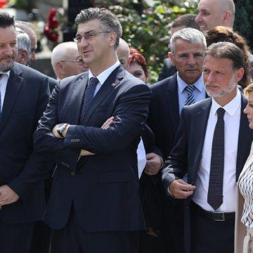 Jandroković stišće Plenkovića da napravi rekonstrukciju Vlade: Koji su ministri u opasnosti?