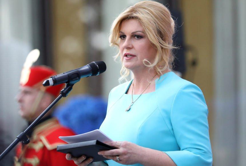 """Predsjednica kaže da iseljavanje može biti i prilika za Hrvatsku: """"Ovdje se vrtimo u krug jednih te istih starih lica"""""""