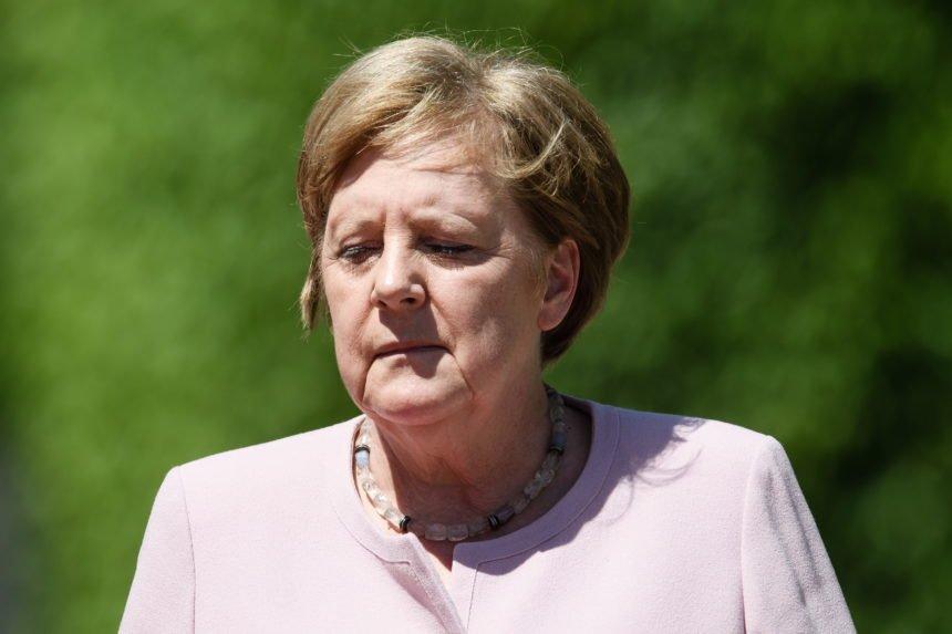 """Merkel o tremoru: """"Osjećam se dobro. Proći će kao što se pojavilo"""""""