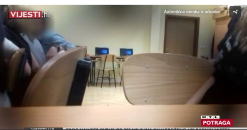 Učitelj iz Novog Marofa prijavljen policiji: Osam učenica ga optužilo da ih spolno uznemirava