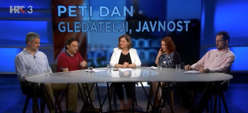 """""""Peti dan"""" dan se bavio sam sa sobom: Gledatelji pitali je li Raspudić Bosanac, Marija Selak desničarka, a Mitrikeski Jugoslaven?"""
