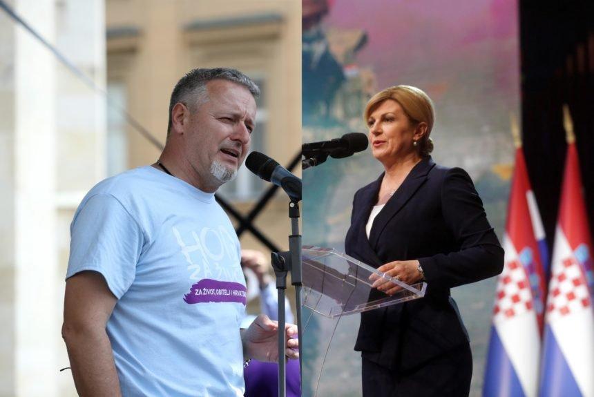 Thompson protiv svog kuma Škore: Hoće li ga predsjednica Kolinda angažirati u kampanji?