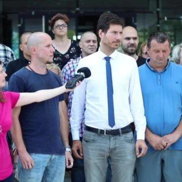 Pernar podržao bajkere koji su blokirali Krčki most: Oleg Butković je marioneta