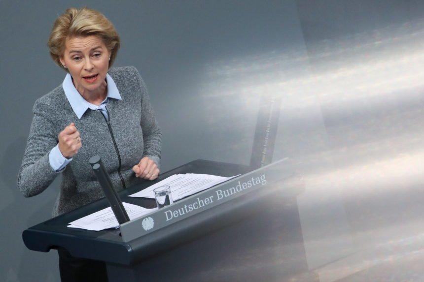 Štićenica Angele Merkel: Ursula von der Leyen podržavala je katastrofalnu migrantsku politiku njemačke kancelarke