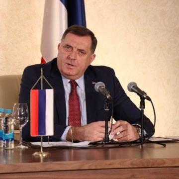 """Dodik protiv zakona o negiranju genocida: """"Srbi imaju kosovski mit, bošnjaci srebrenički"""""""