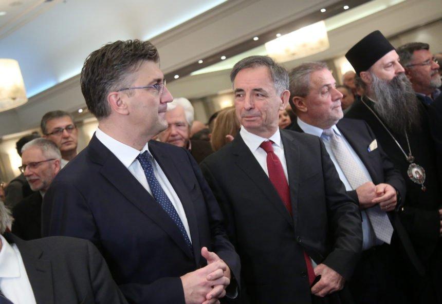 Što je Pupovac poručio između redaka: HDZ najlakše mijenja kada je s njime u koaliciji