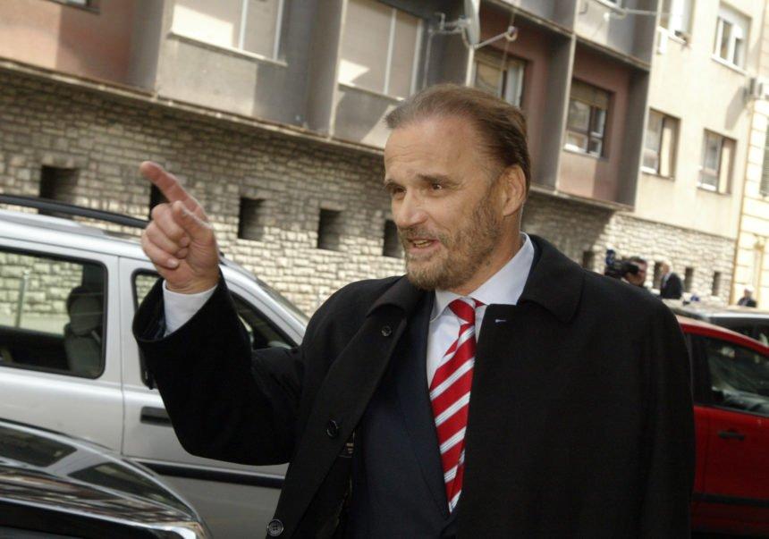 """Nobilo usporedio HDZ s Komunističkom partijom: Govorio o """"profašističkim parolama"""", a prijetnja je i Kolakušić"""