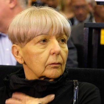 Umrla je Dorica Nikolić, istaknuta članica HSLS-a i bivša saborska zastupnica