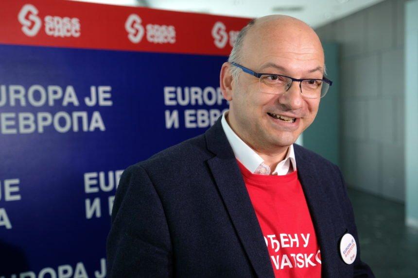 Miro Bulj traži od Plenkovića da prestane financirati Srpsko narodno vijeće: Sporan je komentar Dejana Jovića