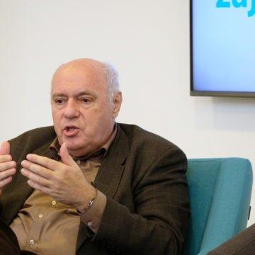 Puhovski: Skandal je da se HNS postavlja kao moralni arbitar