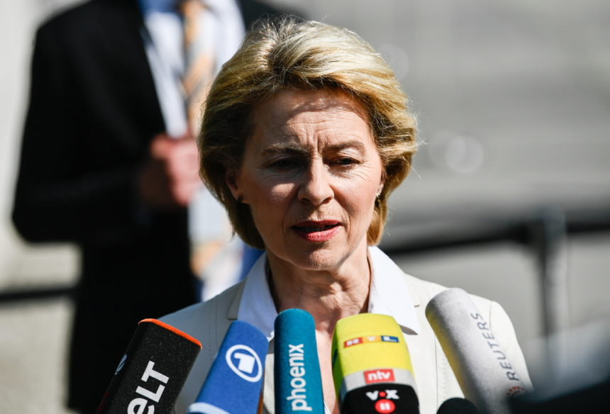 Plenković uspješno završio pregovore: Pučanka Ursula von der Leyen predložena je za šeficu Europske komisije