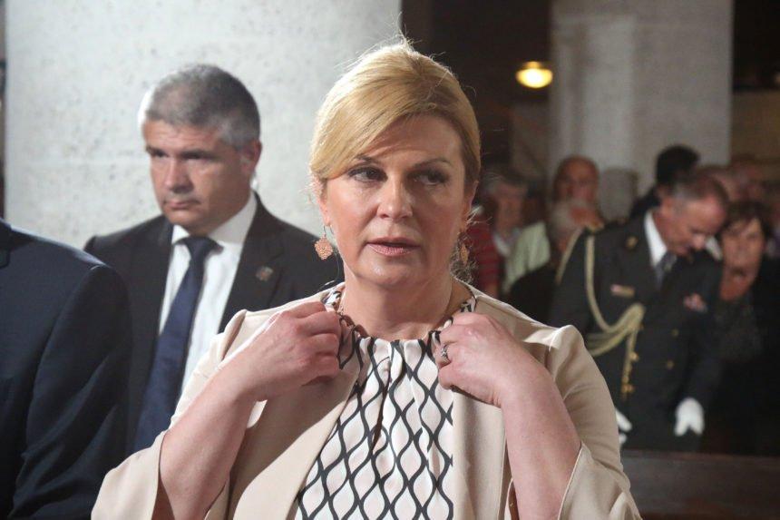 "Kolinda Grabar Kitarović ukinula pokroviteljstvo nad humanitarnom akcijom: Sporan ""hot erotic show"""