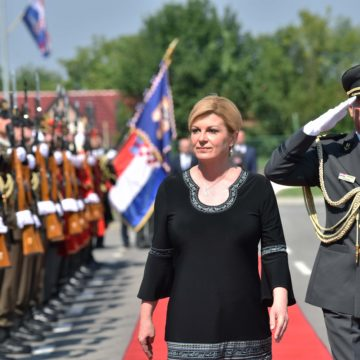 Predsjednica bez milosti za švercere pilote: Postupci nečasnih pojedinaca ne mogu narušiti teško stečeni ugled Hrvatske vojske