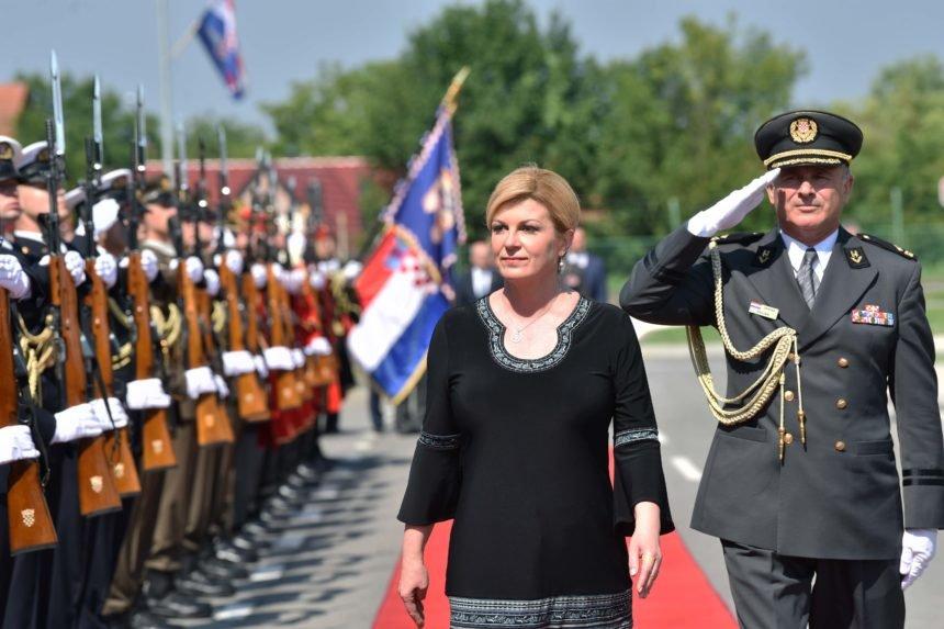 Kolinda odlučila ostati u Hrvatskoj i boriti se: Odbila vrlo visoku poziciju u NATO-u.