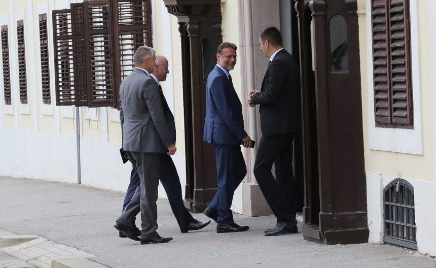 Jandroković tvrdi da koalicija treba odraditi mandat do kraja: Drugim riječima, pozvao je Pupovca i HNS-a da i dalje ucjenjuju HDZ