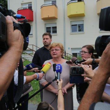 Ministrica Murganić oštro o ostavci: Stanje je teško, ali ne ovisi o jednom čovjeku, i vi to jako dobro znate