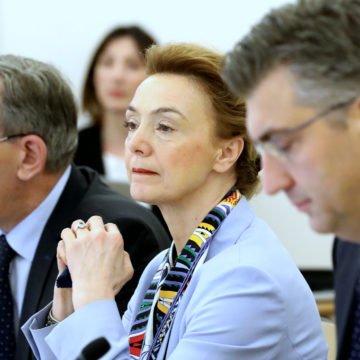Grmoja nije uspio: Jelenić odbacio kaznenu prijavu protiv bivše ministrice Marije Pejčinović Burić