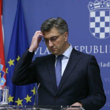 JE LI NA POMOLU VELIKI SKANDAL: Premijer Plenković je kršio protokol o liječenju covid bolesnika?
