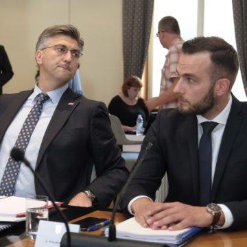 Nino Raspudić tvrdi da Plenković šminka političkog leša: Najbolje bi osvježio Vladu da je sam otišao