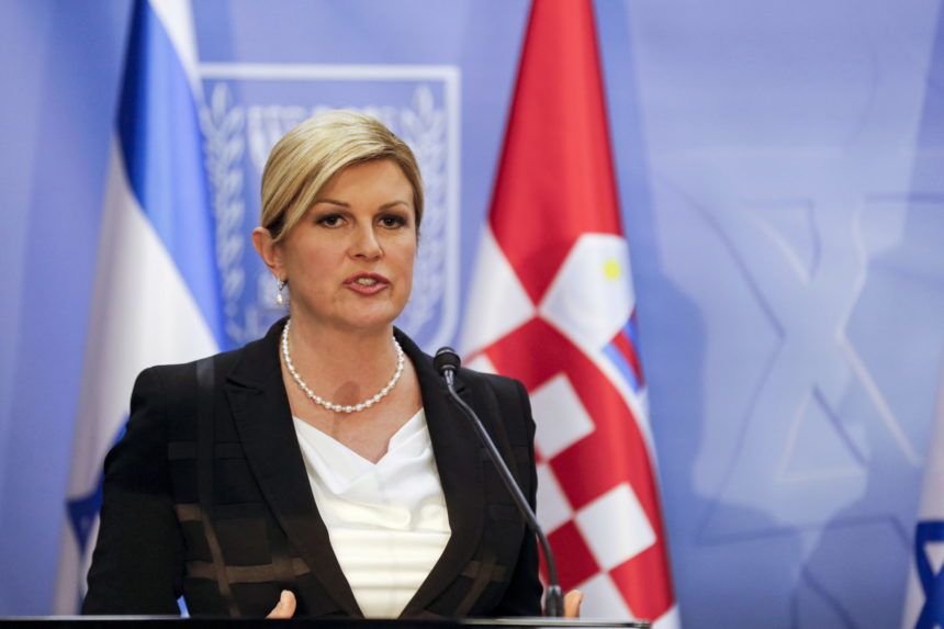 Što je izjavila predsjednica u Izraelu: Željko Komšić proglasio Kolindu nestabilnom, a Kosor se ispričala svim narodima BiH