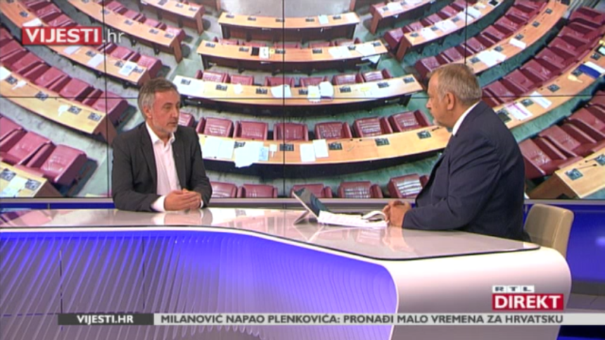 """Škoro dao intervju Zoranu Šprajcu: Nije bilo teških pitanja, sve je prošlo u """"prijateljskom ćaskanju"""""""