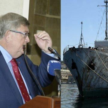 Obersnel ljutit: Riječki gradski vijećnici nisu izglasali 44 milijuna kuna za Titov Galeb