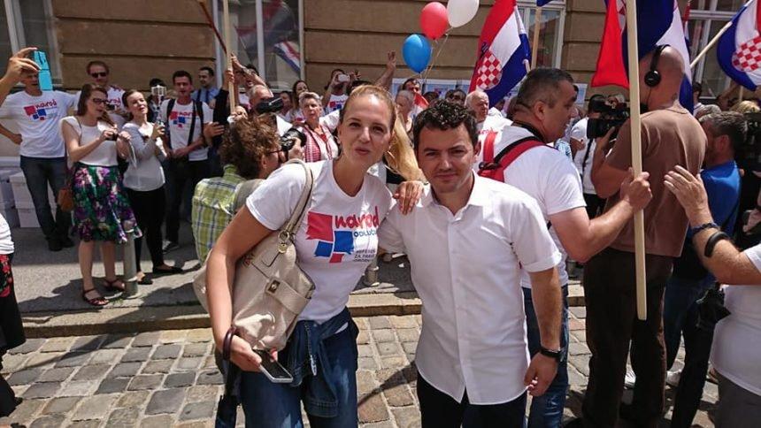 "Reagirao Roko Antić:  Ne želimo da se preko Hrvata iz Janjeva vodi ""medijski džihad"" protiv Franje Tuđmana"