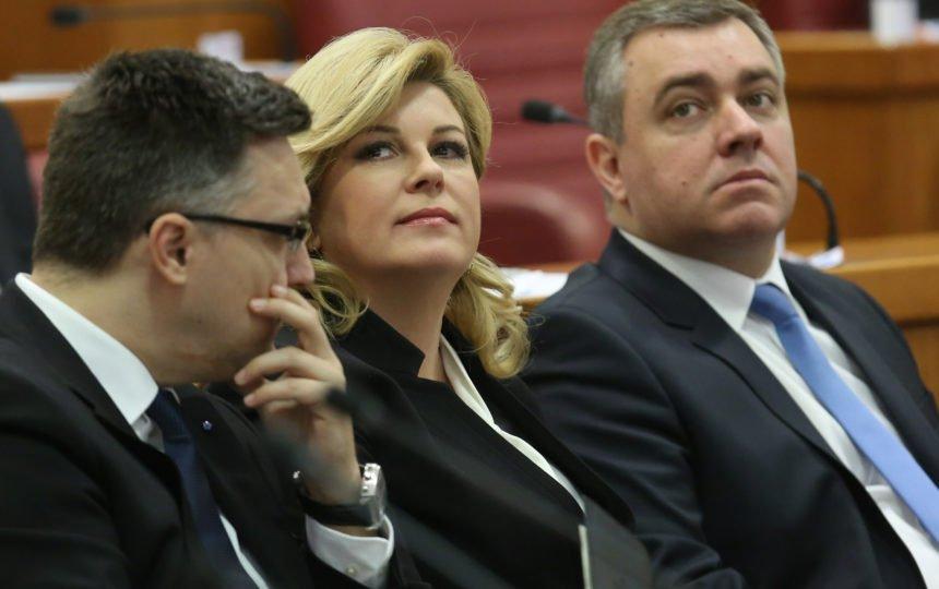 Predsjednica Kolinda otkrila koji grijeh nikada neće oprostiti svom bivšem savjetniku Mati Radeljiću