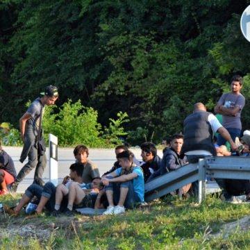 """18 migranata ozlijeđeno blizu hrvatske granice: Zbog """"incidenta"""" intervenirala granična policija BiH"""