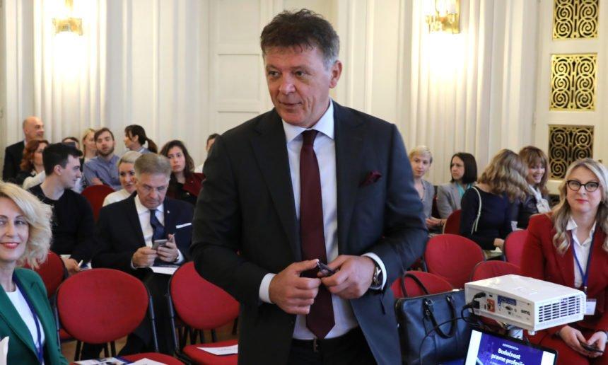 Želi biti iznad zakona: Sudac Ivan Turudić bježao policiji