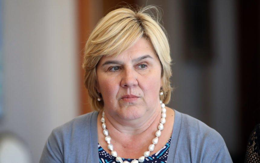 """I Ustavni sud odbio Željku Markić: Udruga """"U ime obitelji"""" ne može biti promatrač jer je pristrana"""