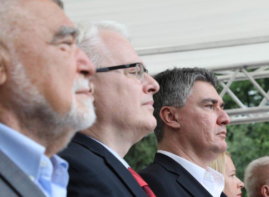 Josipoviću se ne sviđaju Milanovićeve najave o inauguraciji: Boji se da će marginalizirati dužnost predsjednika