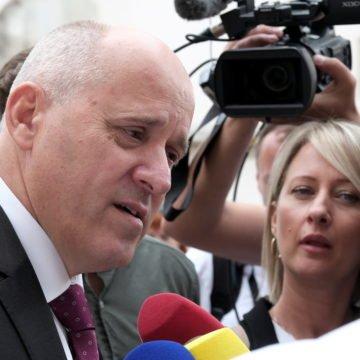 Branko Bačić odgovorio na pitanje boji li se HDZ izvanrednih izbora: Nije baš bio uvjerljiv