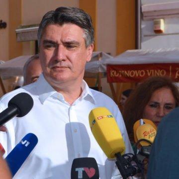 IDS podržao Zorana Milanovića: Na predsjedničkim izborima birat će se između nazadne i napredne Hrvatske