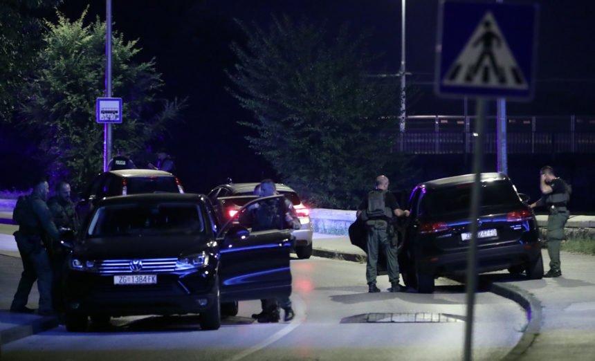 Poginuo u tunelu Sveti Rok: Mercedes se zaletio u rubnik tunela
