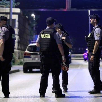 Trojica migranata uhvaćena u centru Gospića: Policija u stalnim ophodnjama oko grada