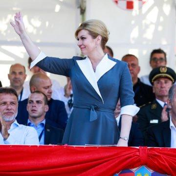 Predsjednica priznala da ju je grizla savjest: U vrijeme Oluje htjela sam uzeti pušku i otići na bojište