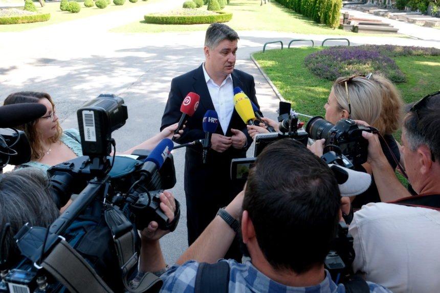 Zoran Milanović čestitao pravoslavcima Božić: Hristos se rodi
