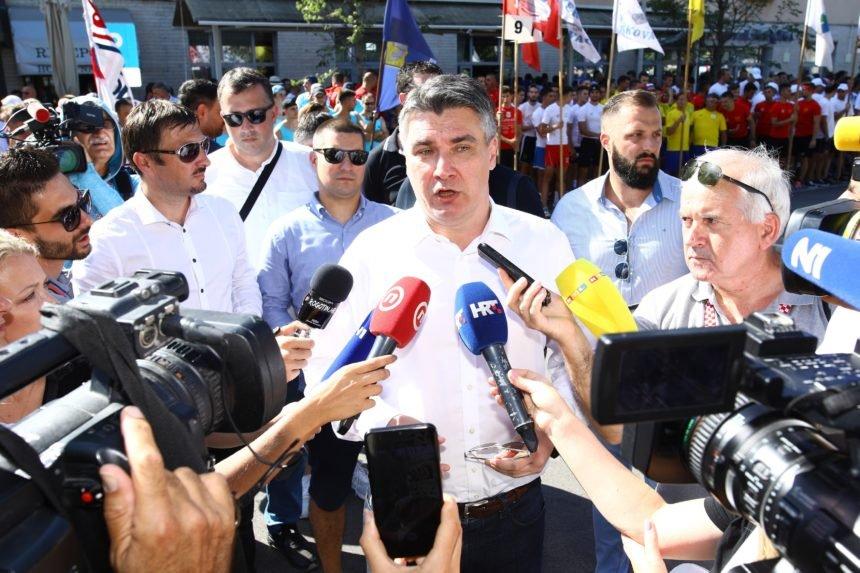 Zoran Milanović burno reagirao zbog datuma predsjedničkih izbora: Lopovluk i sramota
