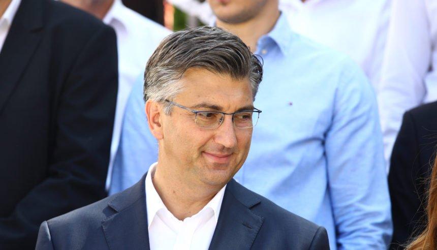 Plenković odgovorio na Milanovićevu prozivku Siniše Varge i Milanke Opačić: Trebao je paziti koga stavlja na liste