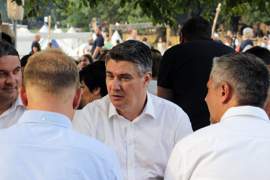 Milanović optužio Kolindu za titoizam: Spominjao je pionire i Tuđmana