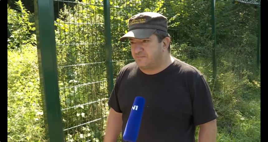 Samoorganizirane skupine čuvaju slovensku granicu: Migrantima poručuju da nisu dobrodošli